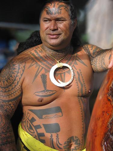 Tribal Tattoos For Men Polynesian tattoo, Rarotonga, Cook Islands polynesian