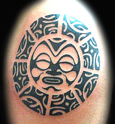 Gallery - Category: polynesian tattoo - Picture: polynesian tattoo